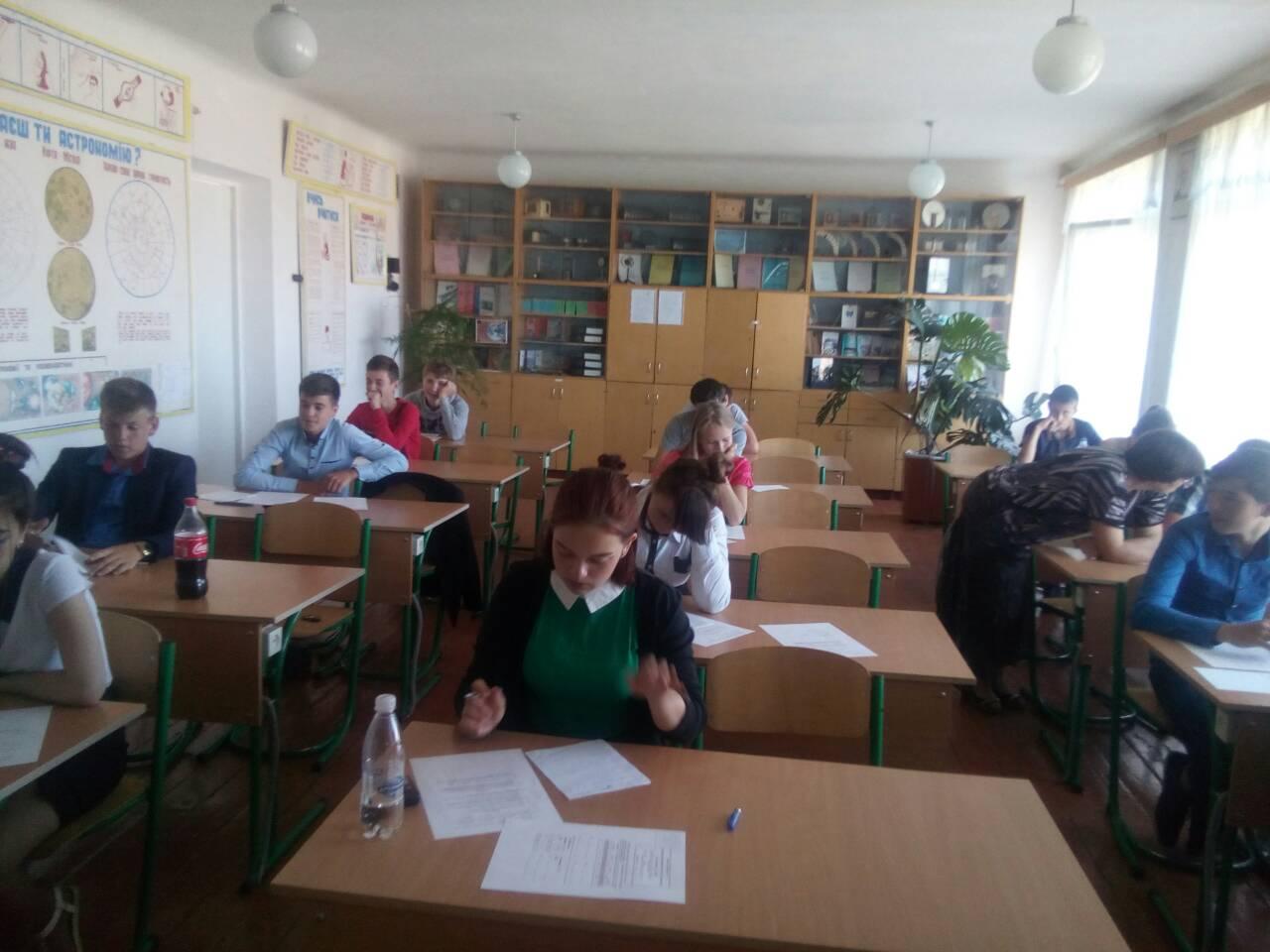 ДПА з математики у 9 класі