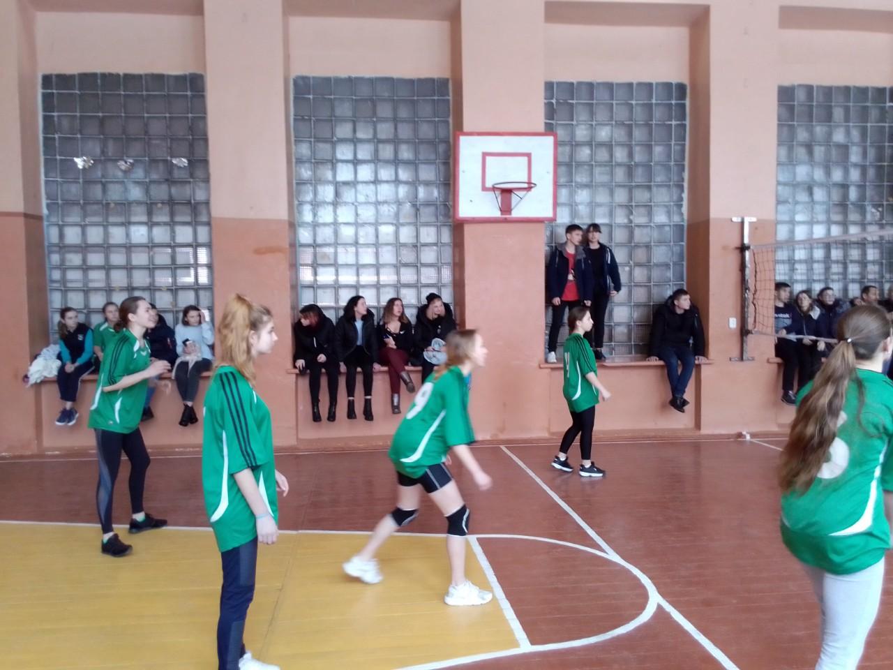 Спортивне життя гімназії