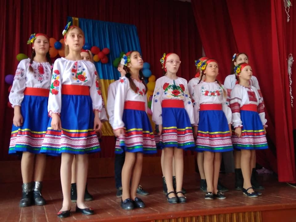 Лине пісня українська