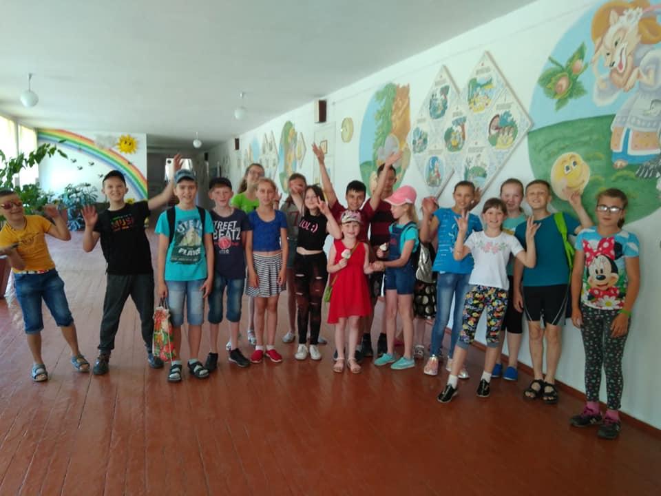 """Мовний табір """"Z Generation"""". День 1"""