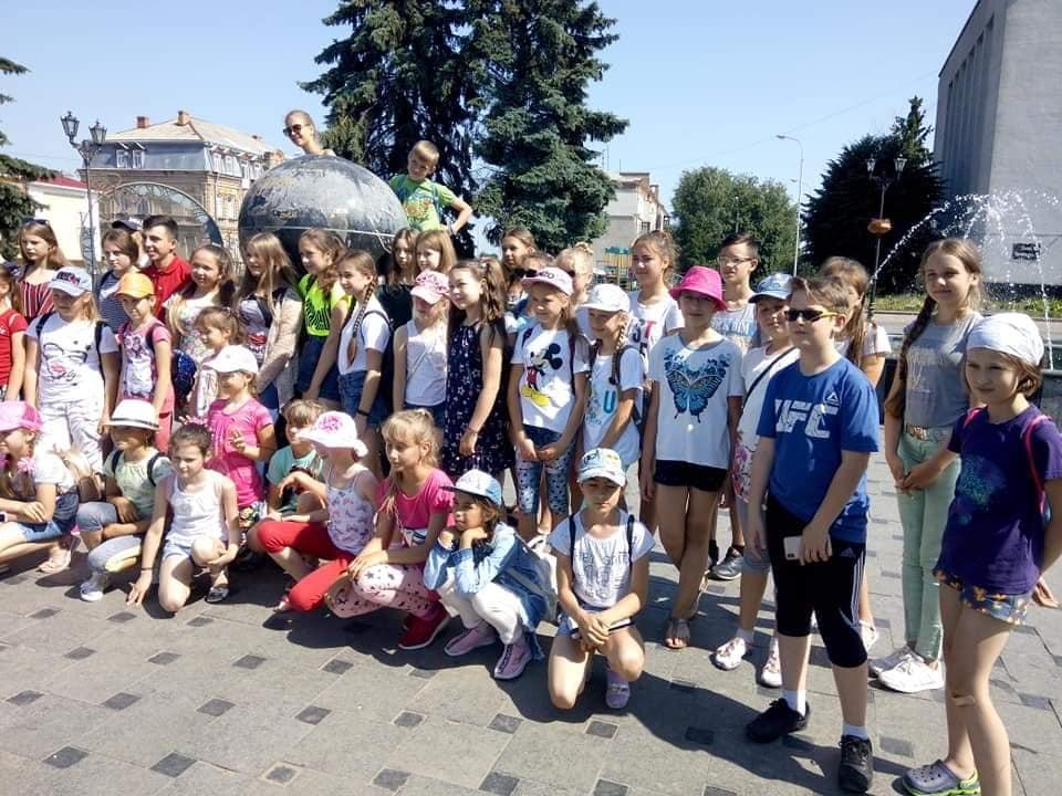 Екскурсія в місто Бердичів