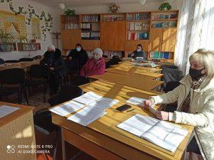 Засідання атестаційної комісії І рівня