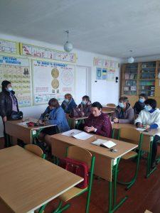Засідання науково-методичної ради відділу освіти Волицької сільської ради