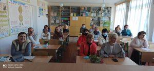 Свято освітян в Старокотельнянській гімназії