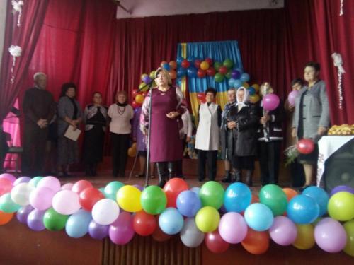 50-річчя Старокотельнянської гімназії